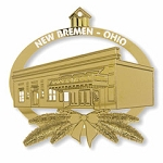 Historic New Bremen Ornament