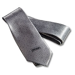 Crown Tie - Gray