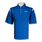 NG Dri-Fit Shoulder Stripe Polo-Royal