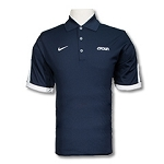 NG Dri-Fit N98 Polo-Navy/White