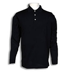 Ahead Long Sleeve Jersey Polo