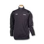 UA Fleece 1/4 Zip-Black