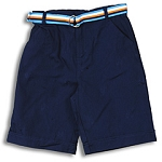 Navy Tennis Shorts