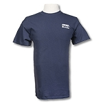 Navy Crown Lift Trucks T-Shirt