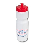 Journey 28oz Bike Bottle-White