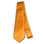 Crown Tie - Orange