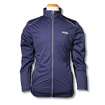 Ladies Core 365 Full Zip Jkt-Navy