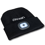 LED Beanie Cap-Black