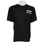 Gildan Black Pocket T-Shirt