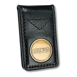 Rectangle Money Clip-Black