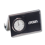 Desk Clock/Bus Card Hold