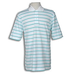 Barker Stripe Polo