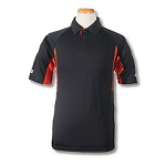 HO Avenger Polo-Black/Orange
