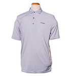Greg Norman Ashfall Polo-Grey Heather