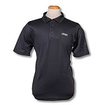 DJ Crownlux Performance Polo-Black