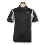 Holloway - Integrate Polo-Carbon/White