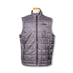 Men's Radius Quilted Vest-Gray