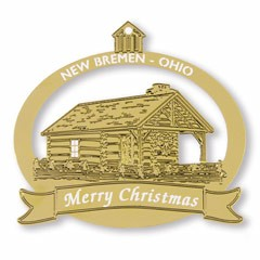 Historic New Bremen Ornaments