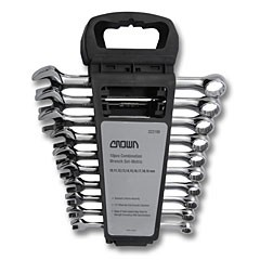 Combination Wrench Set - Metric