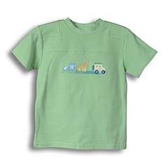 Green Safari T-Shirt