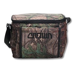 Huntwood Camo Cooler