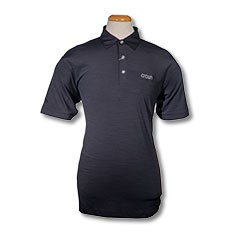 CA Tonal Polo-Black