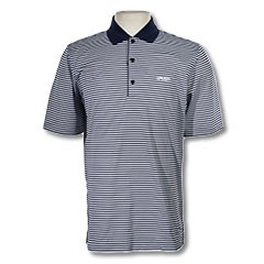 GN Bar Stripe Polo-Navy